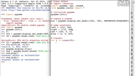 PsyPy_15: Simon效应_v1.0