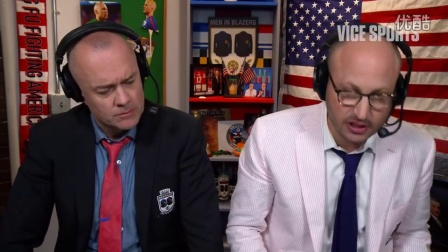 Men in Blazers Preview Portugal vs. Iceland