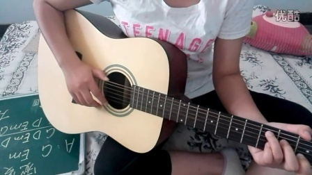 Romione_tfboys宠爱吉他教程