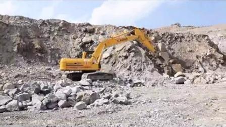 厦工智能产品XG822i在三道潼露天矿工作纪实短片-微信版