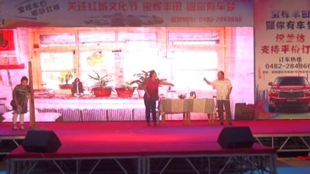 乌兰浩特市红城文化节五一街道办事处 乌日汗原创情景剧《小纸条》
