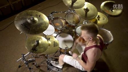 Gavin Harrison - Anesthetize - Drum cover by Aljaz Trcek