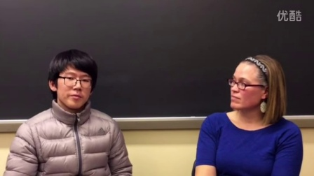 Student Seon Kuen Cho Talks BU CELOP Classes and Student Life