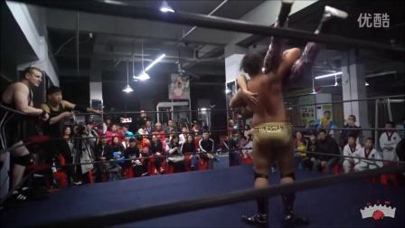 MKW TV 摔角王国 S02E04 英文 6人Tag Team打比赛