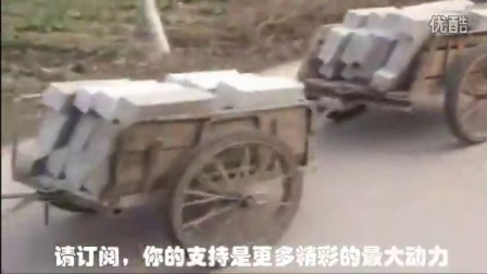 德国人看了中国的拖车:这是颠覆了力学定律啊