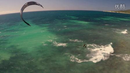Wainman Hawaii 风筝冲浪装备介绍 manica2.0