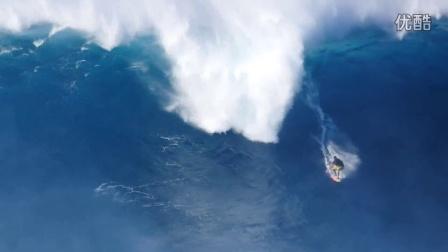 Wainman Hawaii风筝冲浪视频 Mana Wai - 巨浪的力量