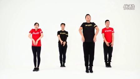 王广成广场舞--《梦想的舞台》管理培训 王广成