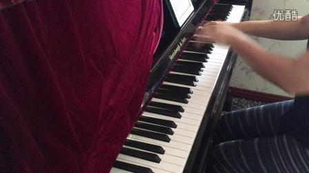 有个爱你的人不容易 夏洛特烦恼 主题曲 琴键狂舞
