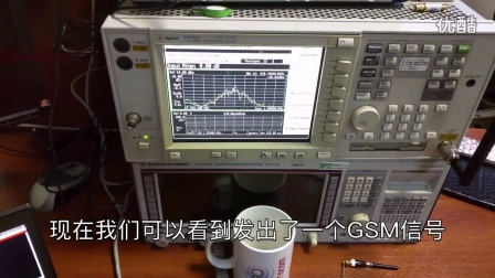 LimeSDR实现GSM