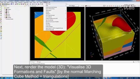 #1 How to fill FEFLOW Centroids of a layered finite element mesh from a GeoModel