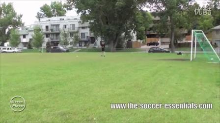 足球技巧:如何踢好传中球