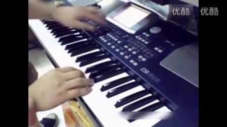 电子琴入门教程 电子琴指法练习 轻松学会