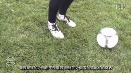 足球技巧:六种射门方式你是否都会呢?