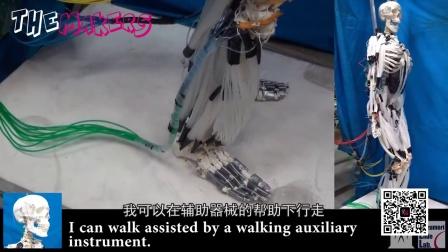 日本发明超仿真筋肉机器人
