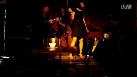 At Last Anna with Martini Trio at Modernista, Beijing 2016