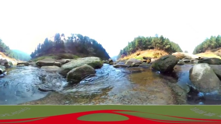 【Eyesir4K VR全景相机】360度纪录片-山间小景