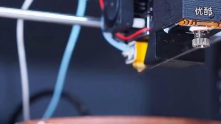 Endurance 3D打印机改装成激光蚀雕刻机过程