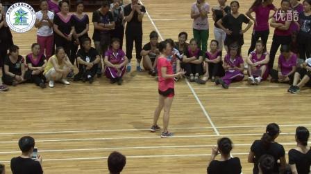 2016年北京市民健身操舞培训班-胡彦老师课程节选-动作技巧剖析