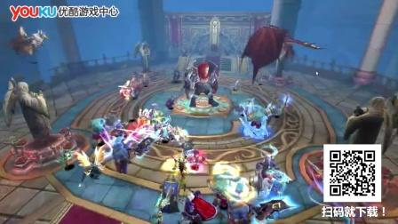 兽血再燃-年度魔幻国战手游,等你来战!