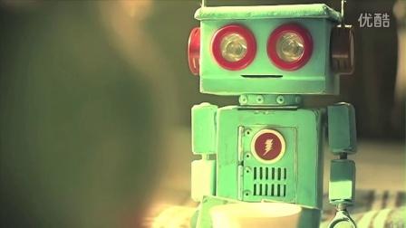 【范二说】唯美的机器人和玩偶的爱情故事,最后竟然是...