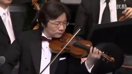 管弦乐《阳光照耀着塔什库尔干》- 薛伟 (小提琴)_标清