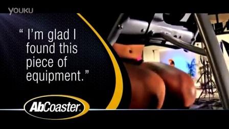 Abcoaster健身模特使用