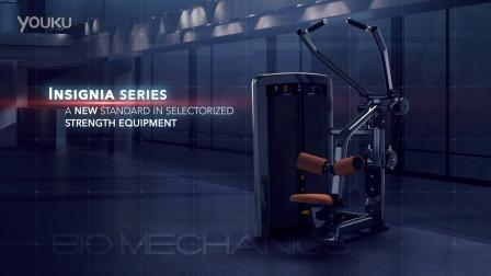 力健 Insignia 系列力量设备 展示
