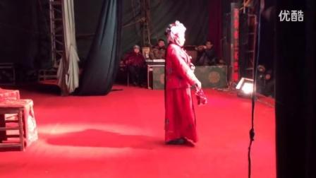祁太秧歌《担板箱》选段。平遥银彩秧歌剧团