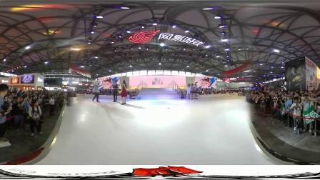 全景看CJ:360度无死角的中国游戏展