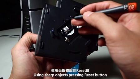SDZ2100-Smoke detector 烟雾侦测器设定说明-中英字幕