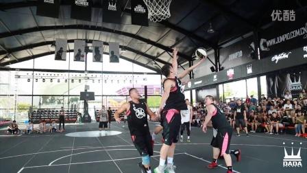 [DADA Supreme]暴扣!血帽!最强3对3篮球联赛KINGZ OF 3 ON 3精彩集锦!