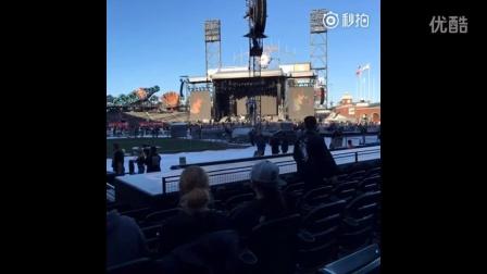 枪炮与玫瑰乐队重组 2016-8-9旧金山演唱会 1
