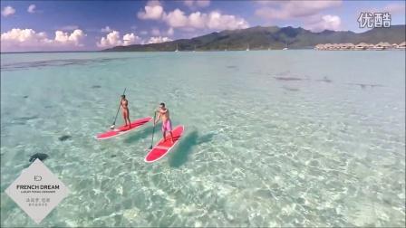 法属波利尼西亚,塔西提岛 Tahaa 私人岛 5星级酒店