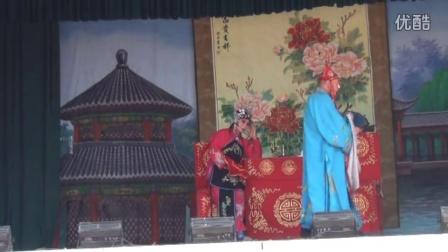 著名繁峙秧歌表演艺术家栗喜军夫妇刘家庄4