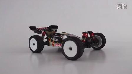 LC Racing德国代理傻傻转系列1:1:14四驱无刷越野