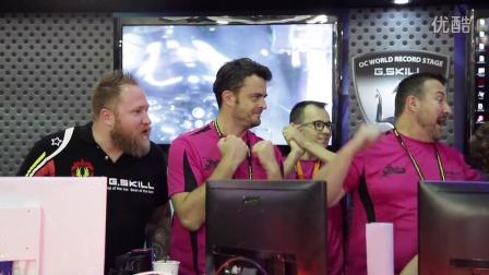 芝奇2016台北国际电脑展超频大赛
