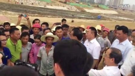 总理视察南昌市新建区乌沙河