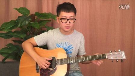 【玄武指弹吉他教学】什么是旋律、bass?如何使用?