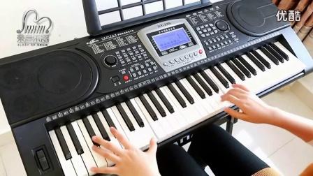 成人电子琴入门教程视频 电子琴入门歌曲简谱