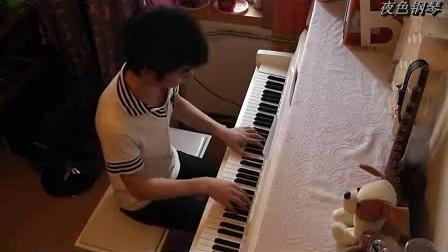 《如果云知道》 纯钢琴 视频演奏_喜欢的加微信公众号 jitapu8