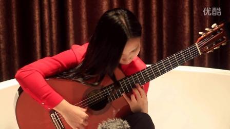 【郝浩涵吉他教学】塞维利亚的西班牙浴缸(周庄-莼鲈之思)
