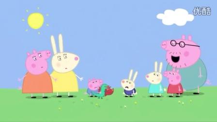 小猪佩奇马桶粑粑 粉红猪小妹拆猪头