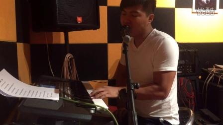 Mr吕键盘弹唱 赵雷 《再也不会去丽江》小编 键盘 吉他
