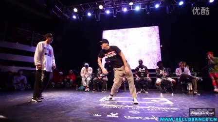 【HELLODANCE.CN】HOAN ALL BATTLES AT BEING ON OUR GROOVE Vol.3