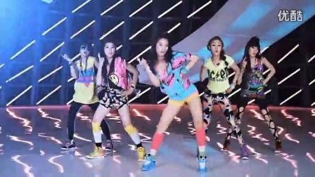 「公众号`麻辣音乐君」韩国美女组合4Minute - Ho