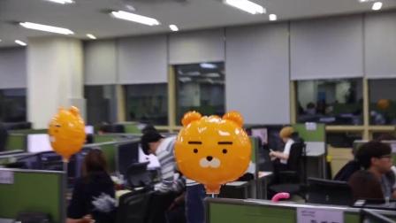 跟着小编一起行 《HIT》韩国工作室NAT GAMES大探营