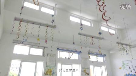 汶川地震援建绿色建筑学校-杨家镇台达阳光小学