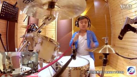 【郝浩涵吉他教学】【罗贝鼓教室】孙永泽/乐乐(9岁,学鼓4年)