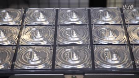 Bang & Olufsen / B&O / BV 14 超高清电视机 - 铝制框架制作的秘密(BO丹麦音响)